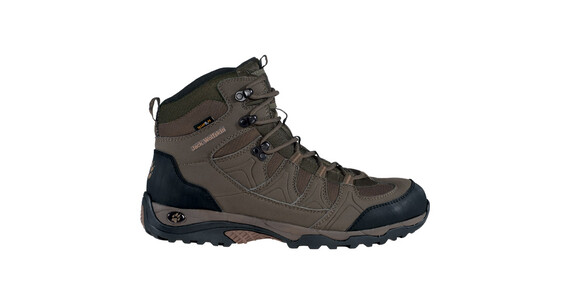Jack Wolfskin Traction Mid Texapore Men granite